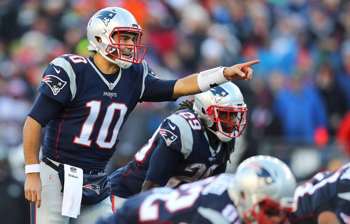 Jimmy Garoppolo (GettyImages)