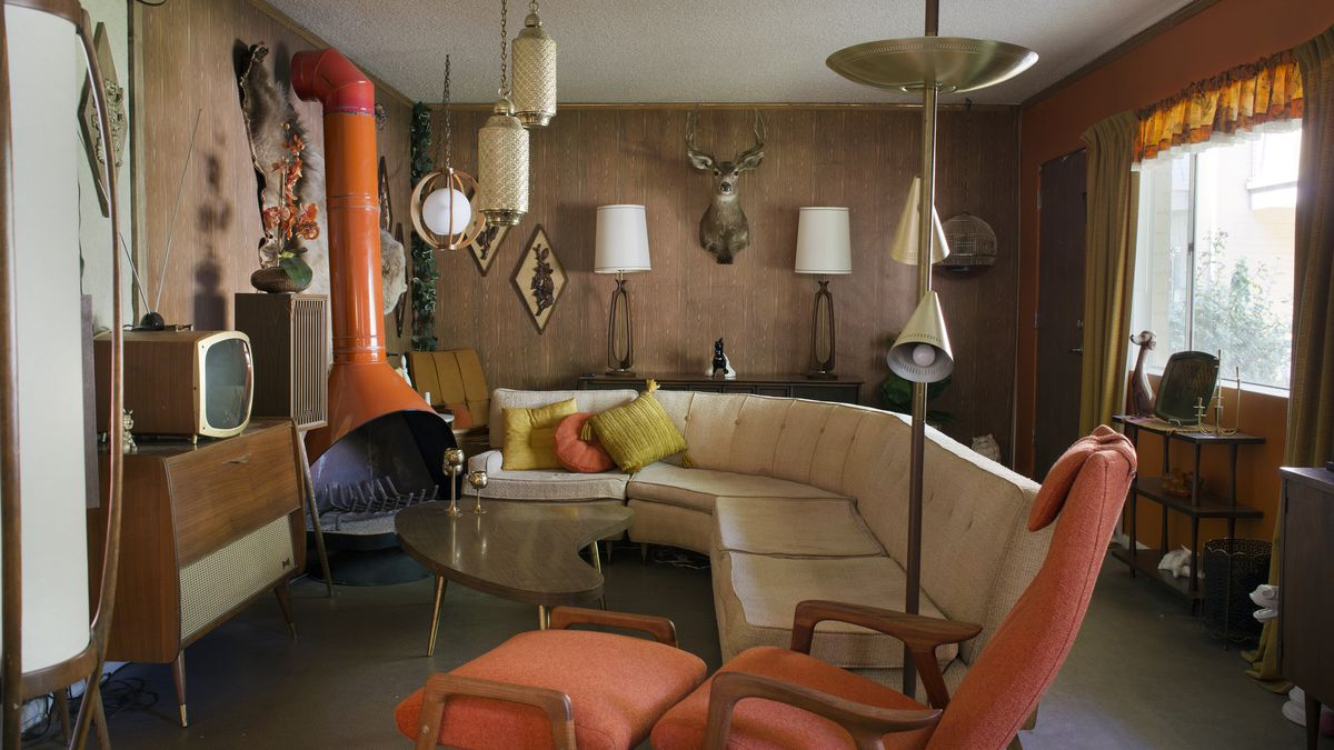 A Millennial In Love With Midcentury Modernism Creates Time Capsule