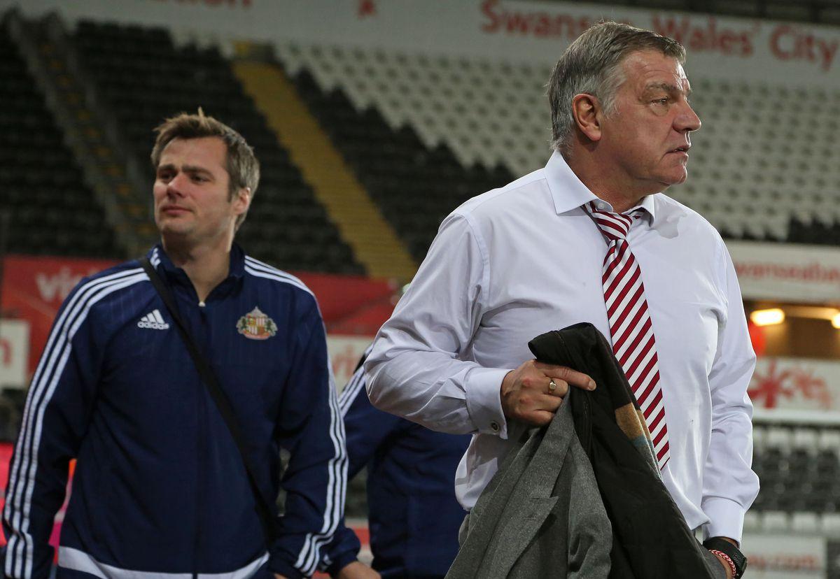 Swansea v Sunderland - Barclays Premier League