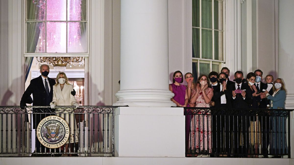 7 Key Moments From Joe Biden S Inauguration Special Vox