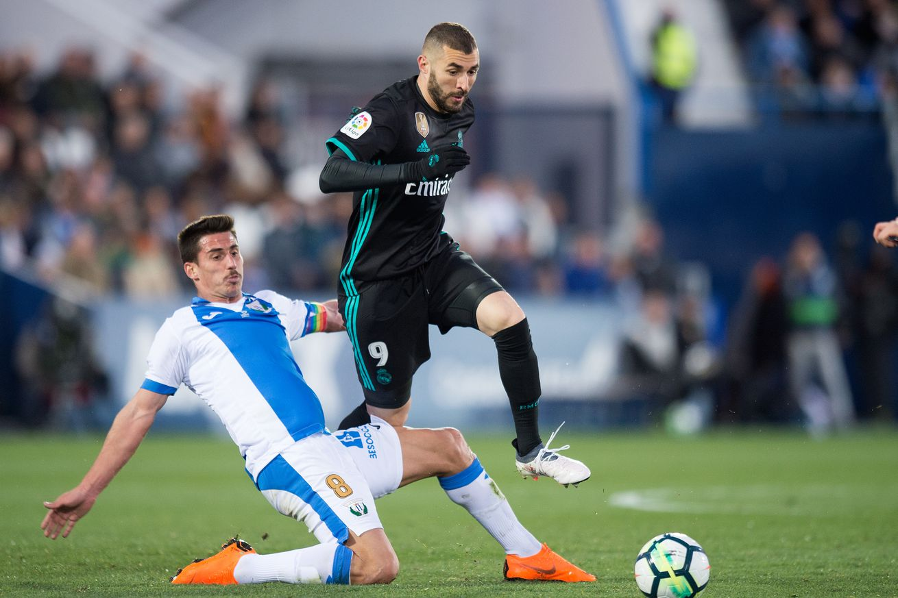 Immediate Reaction: Leganes 1 - 3 Real Madrid