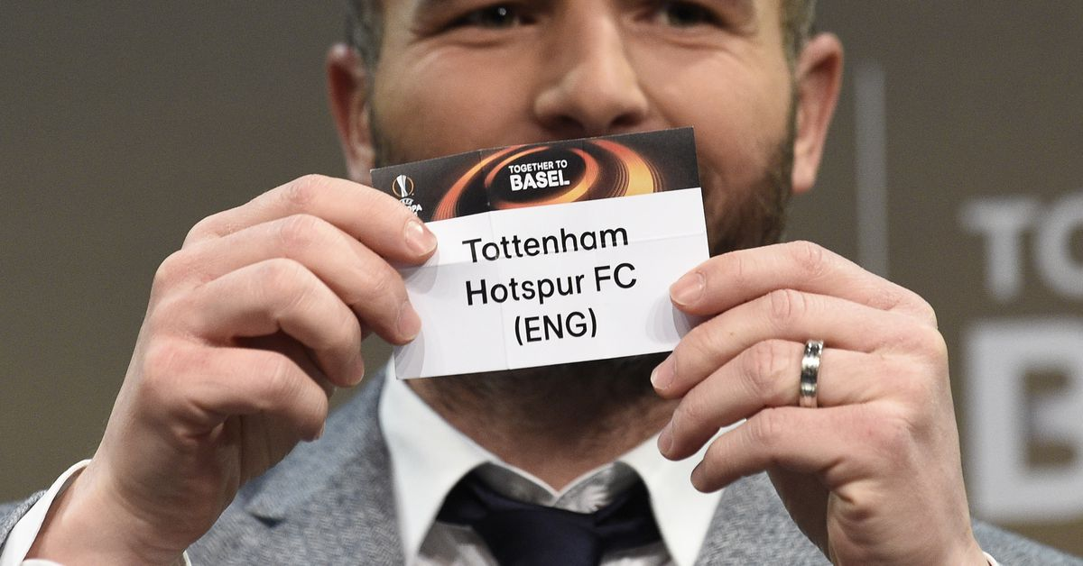 Europa League Round of 32: Analyzing Tottenham's hardest and easiest draws