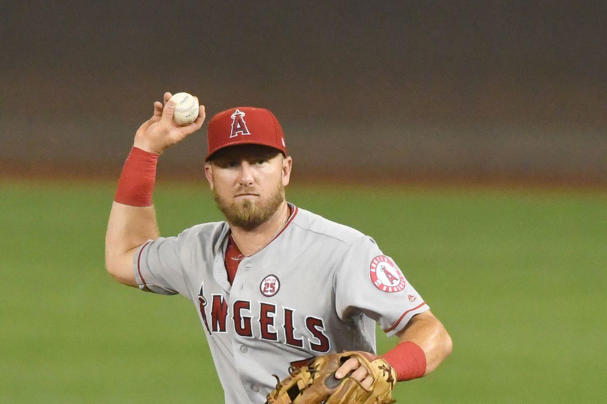 Los Angeles Angels of Anaheim v Washington Nationals