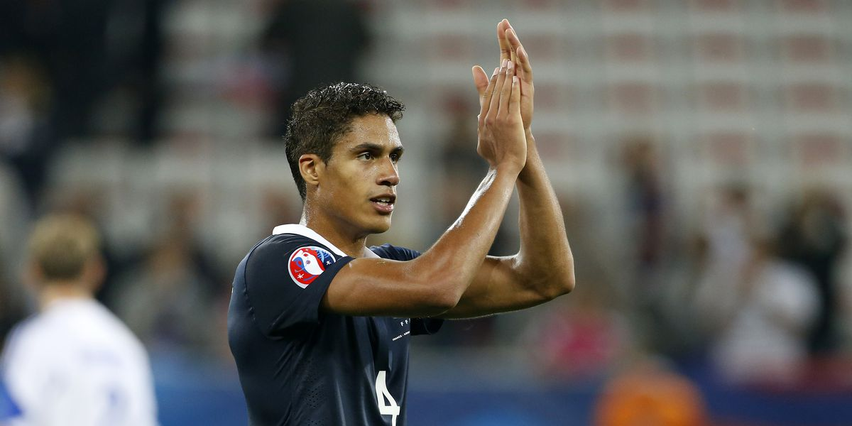 Official: Manchester United sign Raphael Varane away from Real Madrid