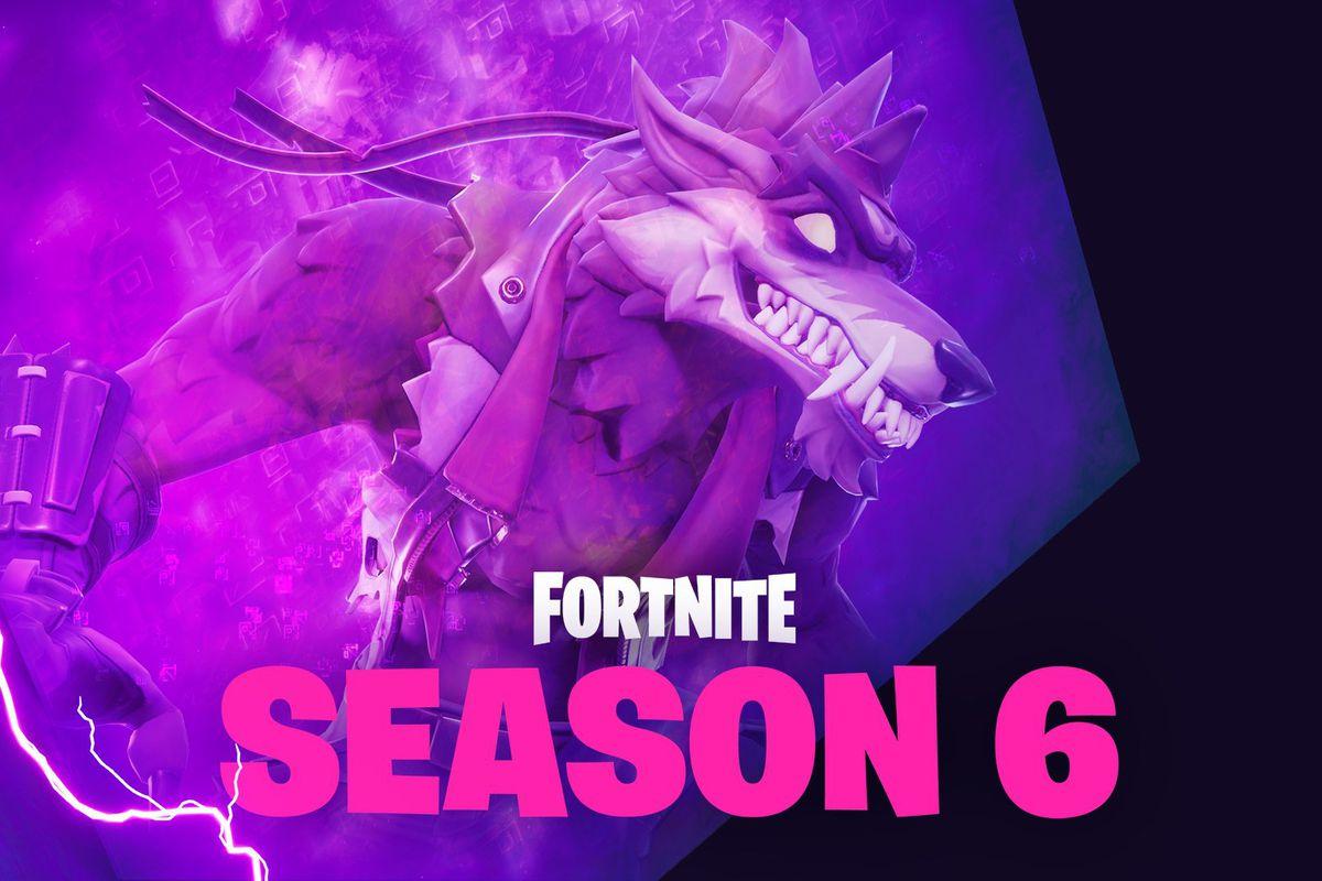Fortnite Season 6 S Final Hint Brings Us A Werewolf Polygon