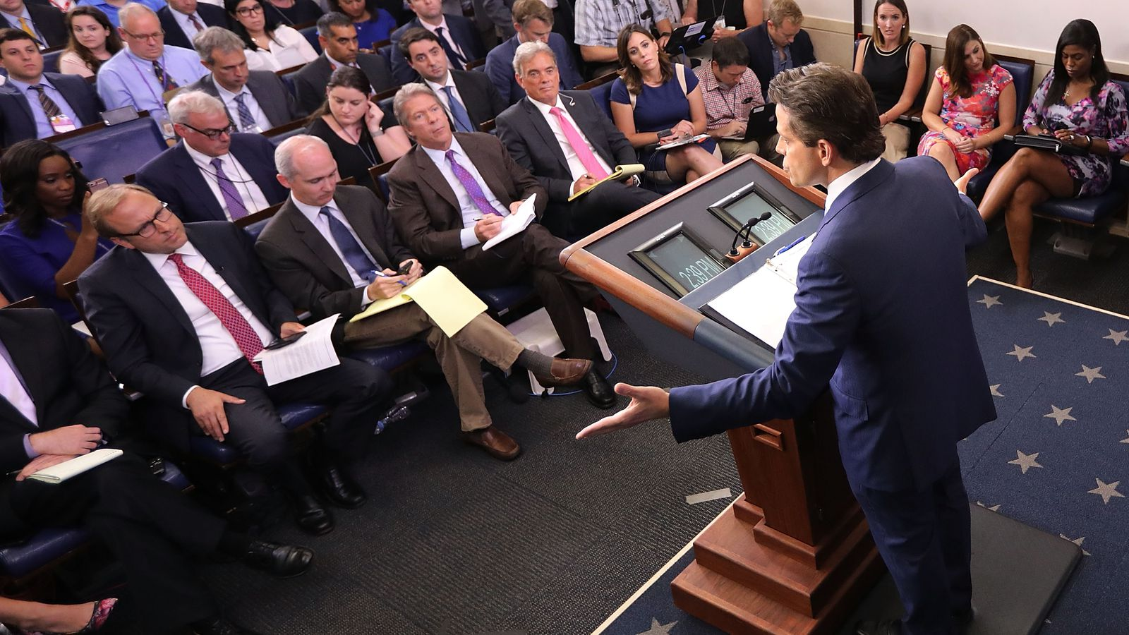 White House communications director Anthony Scaramucci says he'll delete tweets the internet already recorded
