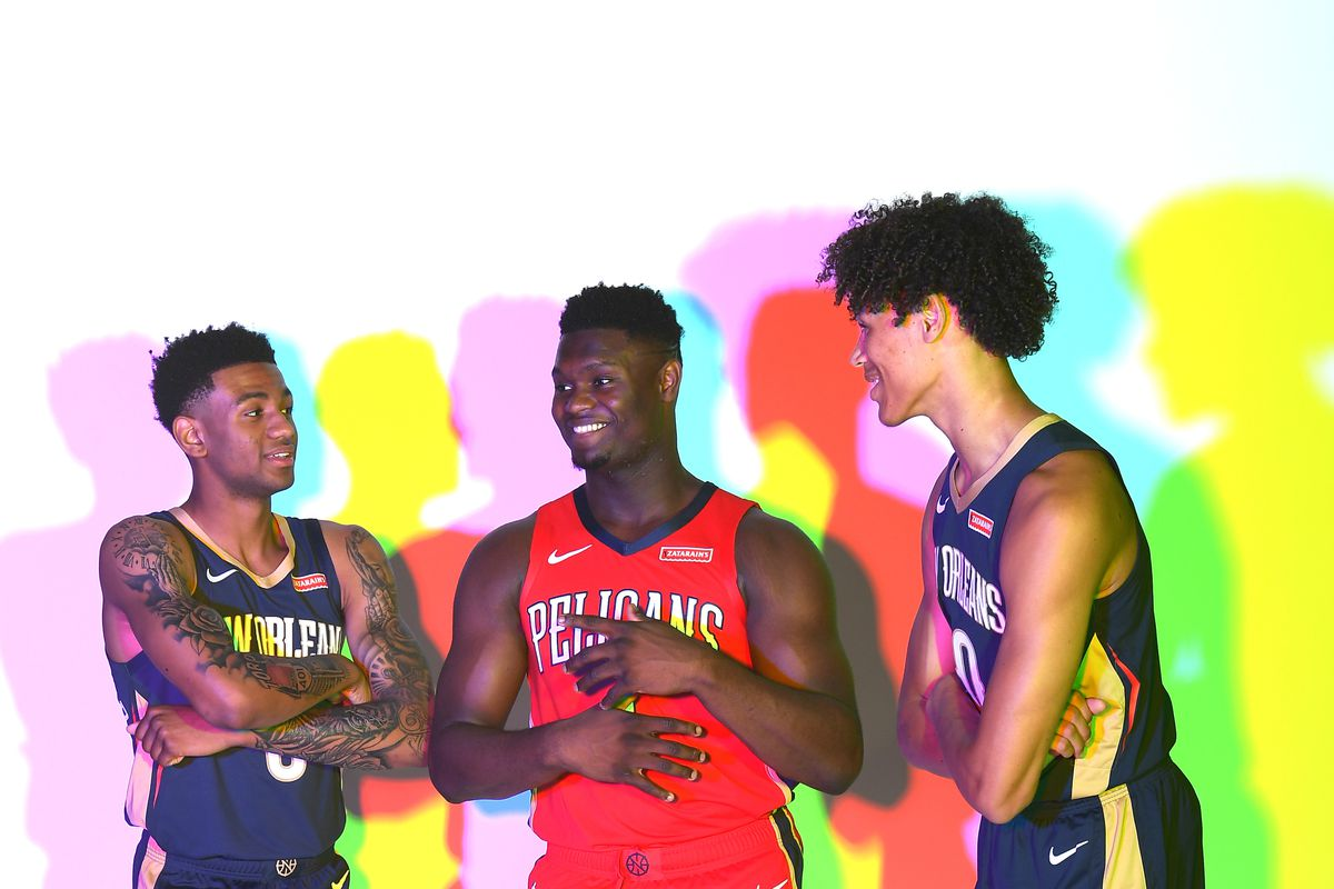 Lob Orleans: Interesting parallels exist between new Pelicans squad and former Lob City Clippers