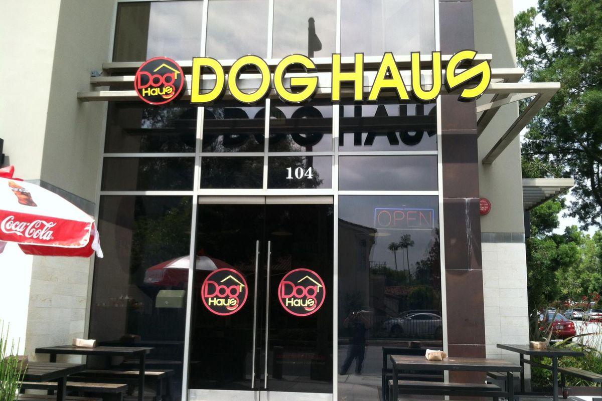 Dog Haus in Pasadena, Calif.
