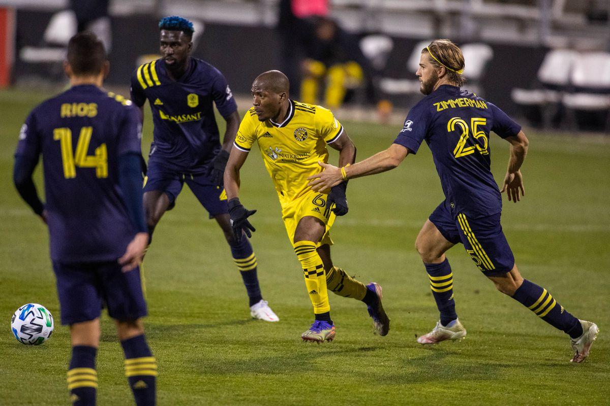 MLS: Nashville SC at Columbus Crew SC