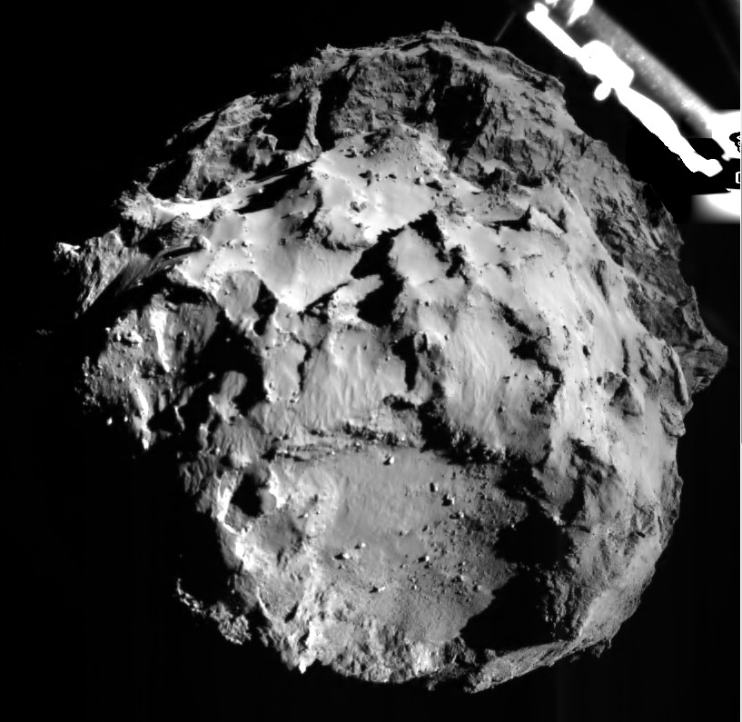 "Like ""Interstellar,"" but Real: Amazing Images From This Week's Comet Landing"