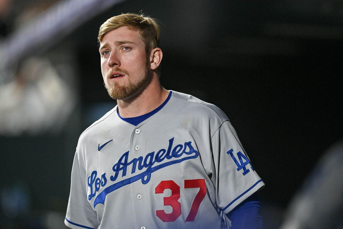 MLB: SEP 21 Dodgers at Rockies