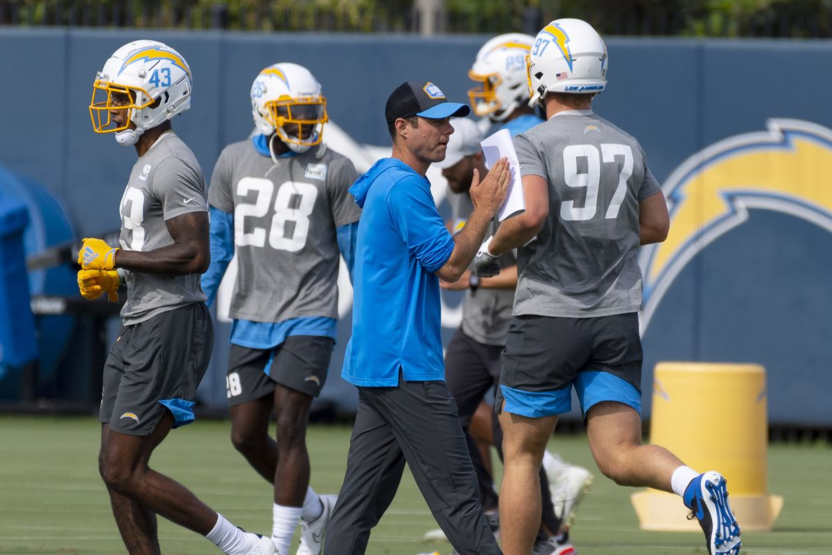 Los Angeles Chargers mini camp 2021