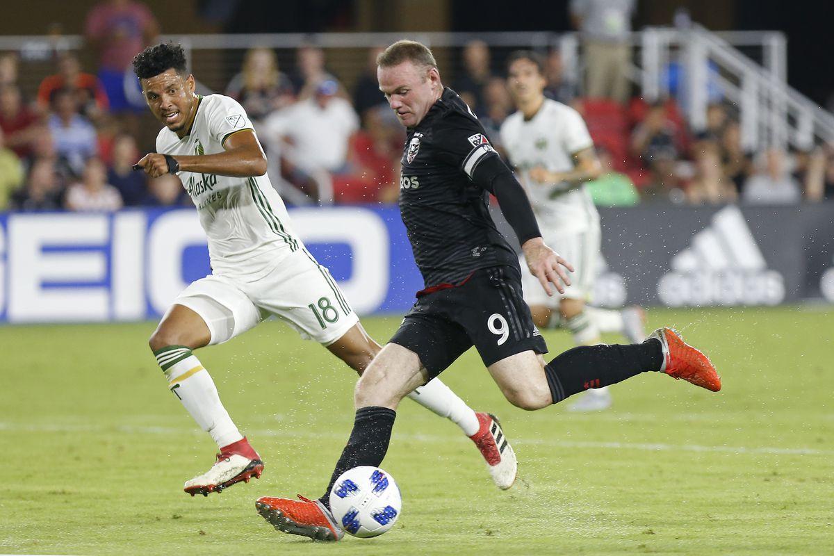 MLS: Portland Timbers at D.C. United
