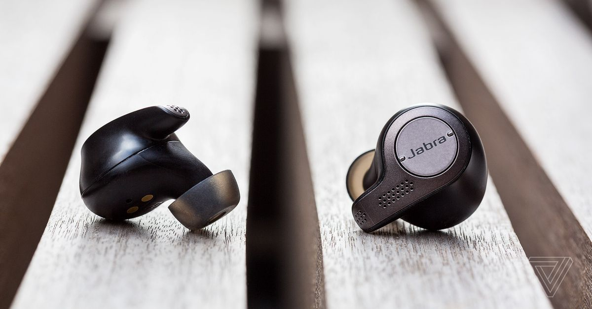 Jabra Elite 65t review: AirPod alternative - The Verge