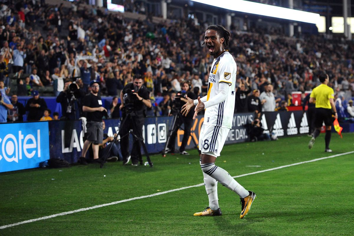 MLS: Real Salt Lake at Los Angeles Galaxy