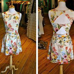 """Ellelauri """"Chloe"""" Dress, $180 at <a href=""""http://www.aokiboutique.com/"""">Aoki</a>."""