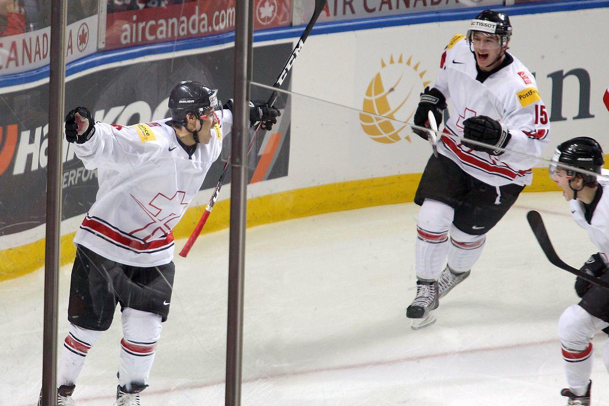 2011 IIHF World U20 Championship - Day Seven