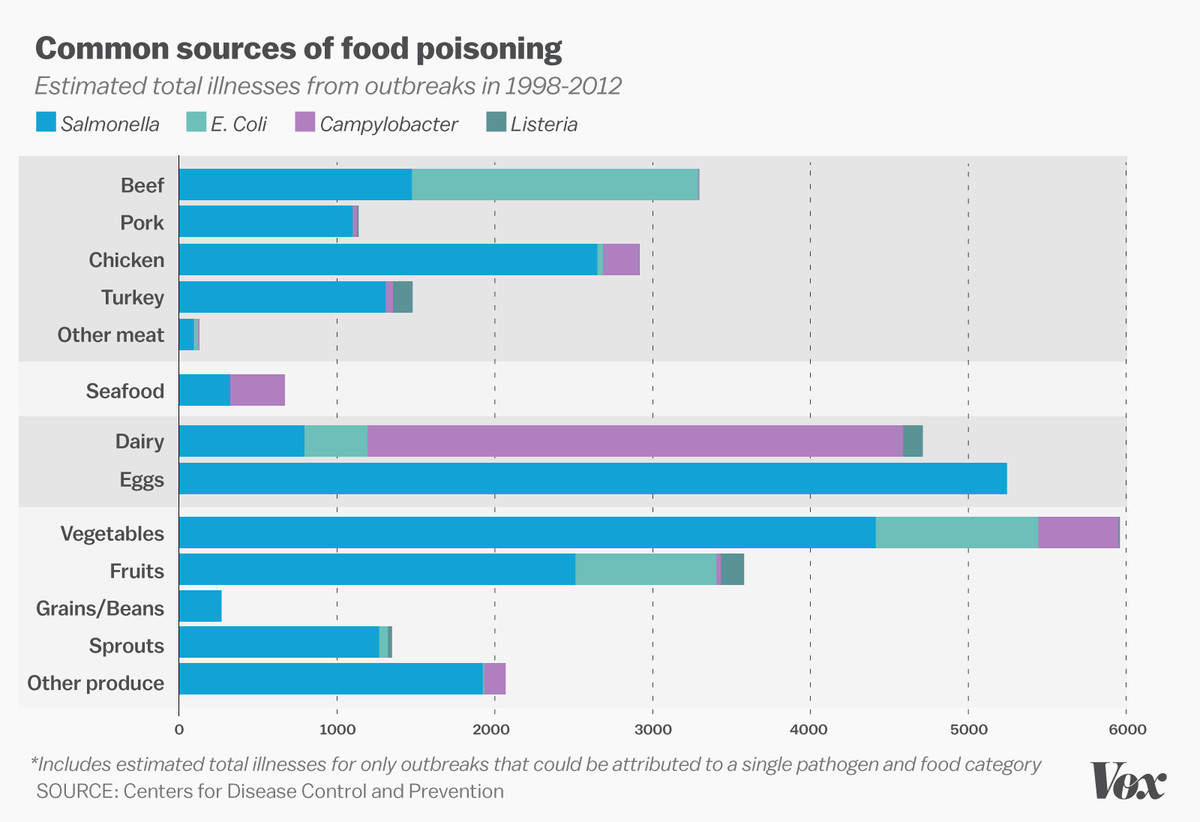 Most Common Cause Of Food Poisoning In Australia