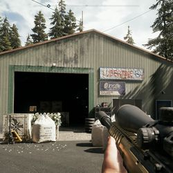 Far Cry 5 Lorna's Truck stop silver bars
