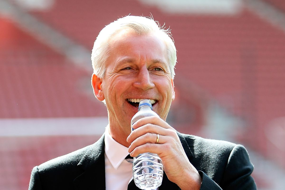 Pardew is expected back at Newcastle next year.