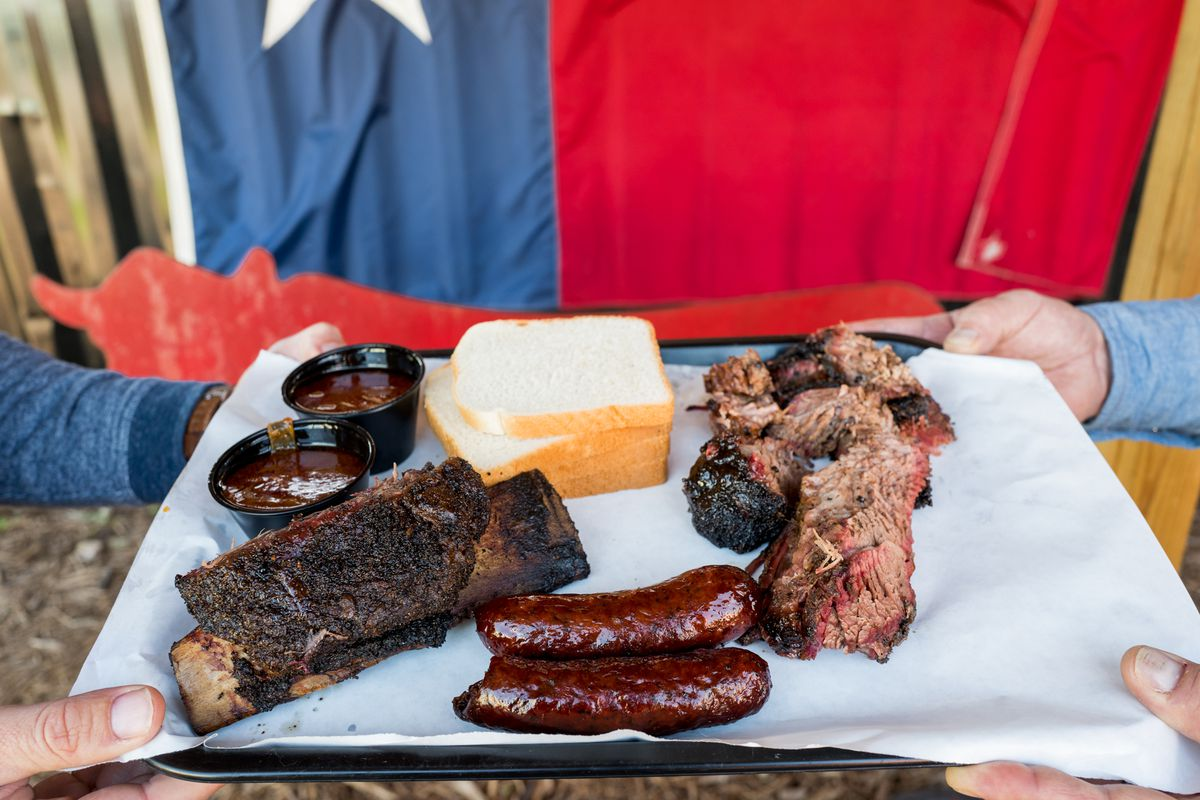 Barbecue from John Mueller Meat Co.