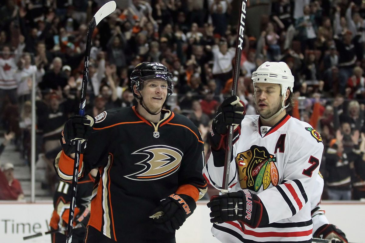 Raise your stick if you're in the 1 goal scored club!