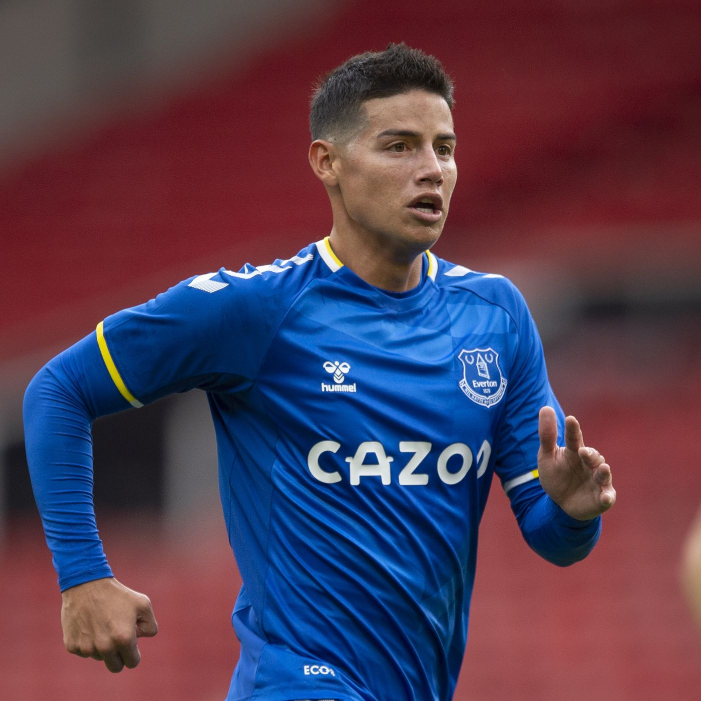 Could James Rodriguez stay at Everton? The Colombian's future is  increasingly uncertain - Royal Blue Mersey