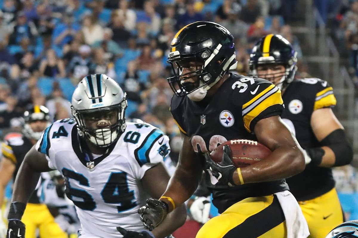 4b22fc0d Steelers Stock Report: Whose stock is rising and falling after the  preseason win over the Panthers