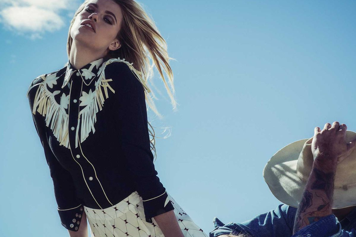 """Photo: <a href=""""http://thestonecoldfox.com/lookbooks/then-there-was-you/"""" target=""""_blank"""">Stone Cold Fox</a>"""