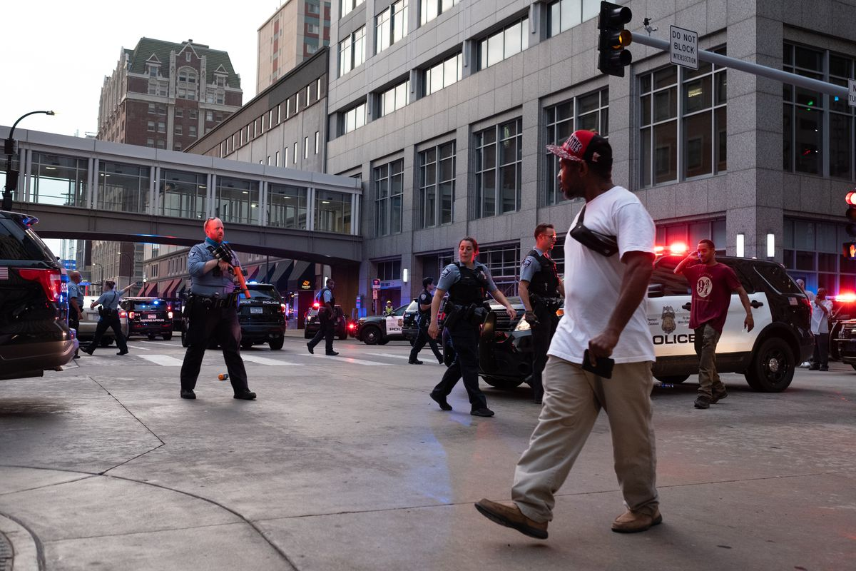 Protests, Unrest, And Riots In Minneapolis