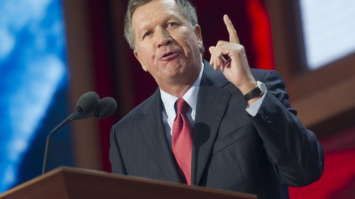 Meet John Kasich, the man who defended expanding Medicaid on the GOP debate  stage - Vox