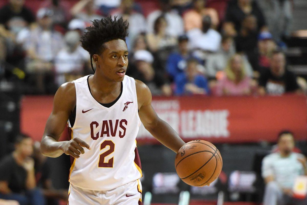 2018 NBA Summer League - Las Vegas - Toronto Raptors v Cleveland Cavaliers