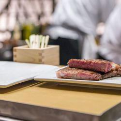 Japanese A5 Wagyu Strip Steak