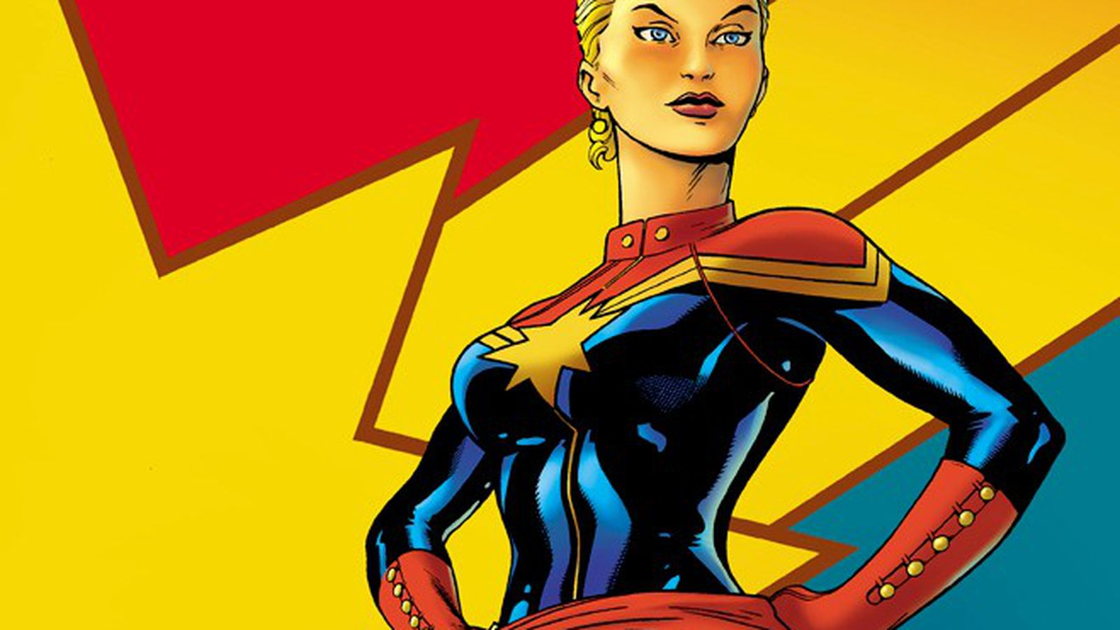 captain marvel woman or man