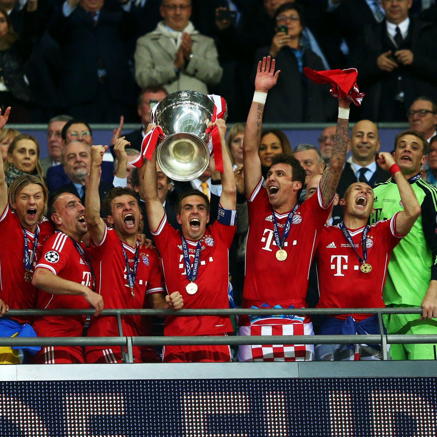 Bayern Munich Vs Borussia Dortmund 2013 Champions League Final Robben Is The Hero Bavarian Football Works