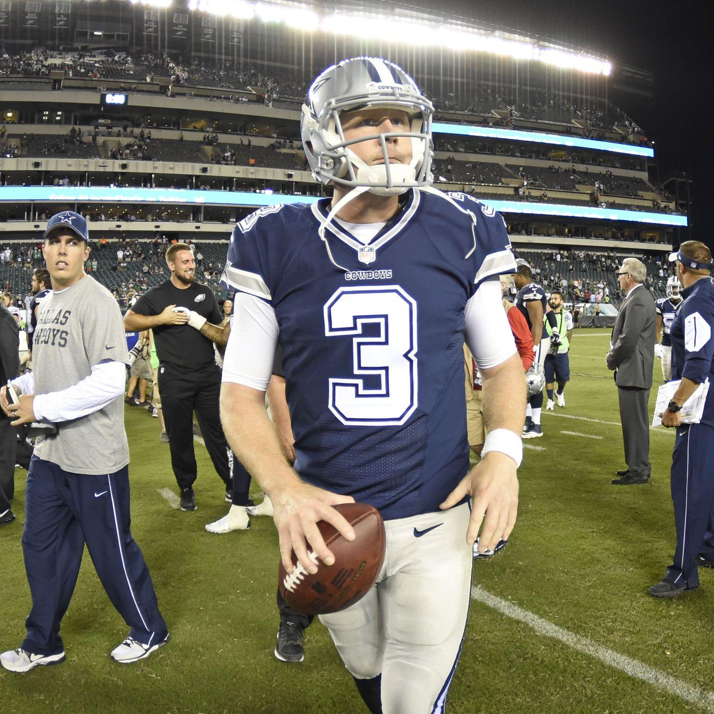 The saga of Brandon Weeden, the Cowboys' QB who prayed he wouldn't ...