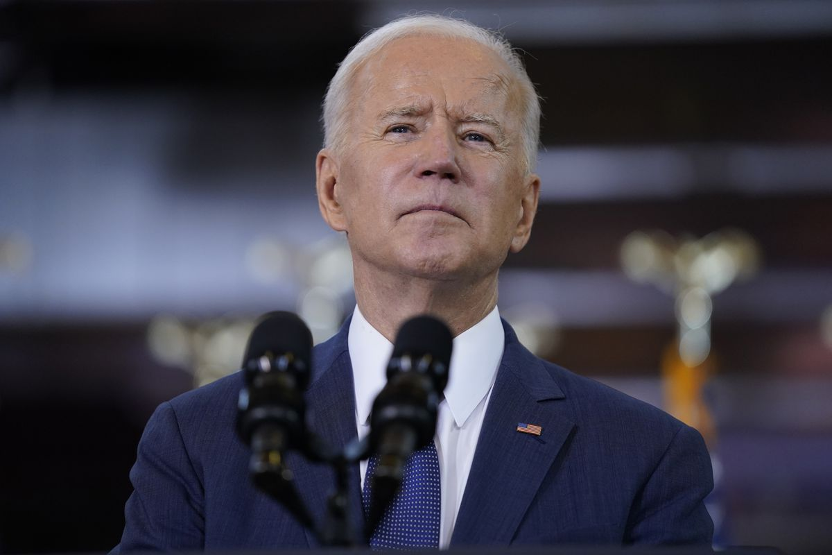 President Biden told ESPN the Rangers should reconsider allowing 100% capacity at their stadium while the nation is still dealing with a pandemic. He also supported talks to move the All-Star Game out of Georgia to protest the state's new voter suppression laws.