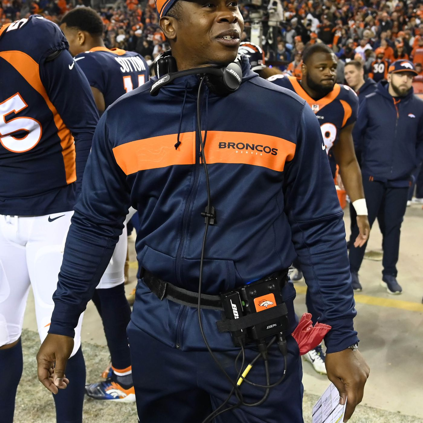 9fd462250a8 Denver Broncos  Vance Joseph will be out as HC after season per PFT - Mile  High Report