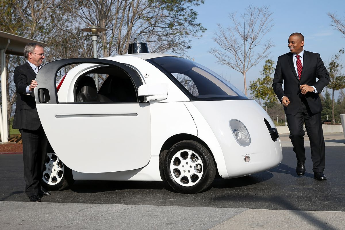 Obama's $4 Billion Plan for Self-Driving Cars Will Make Google Very Happy