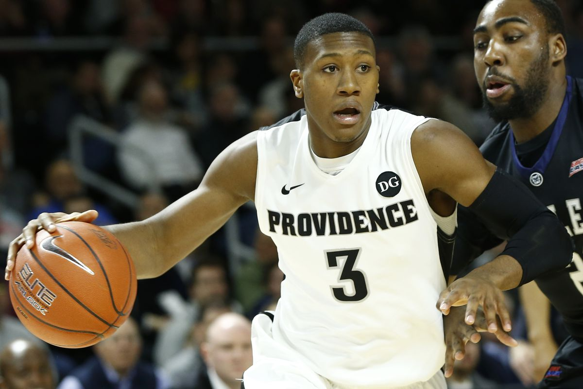 Kris Dunn and the Friars have the last scheduled game of the day.