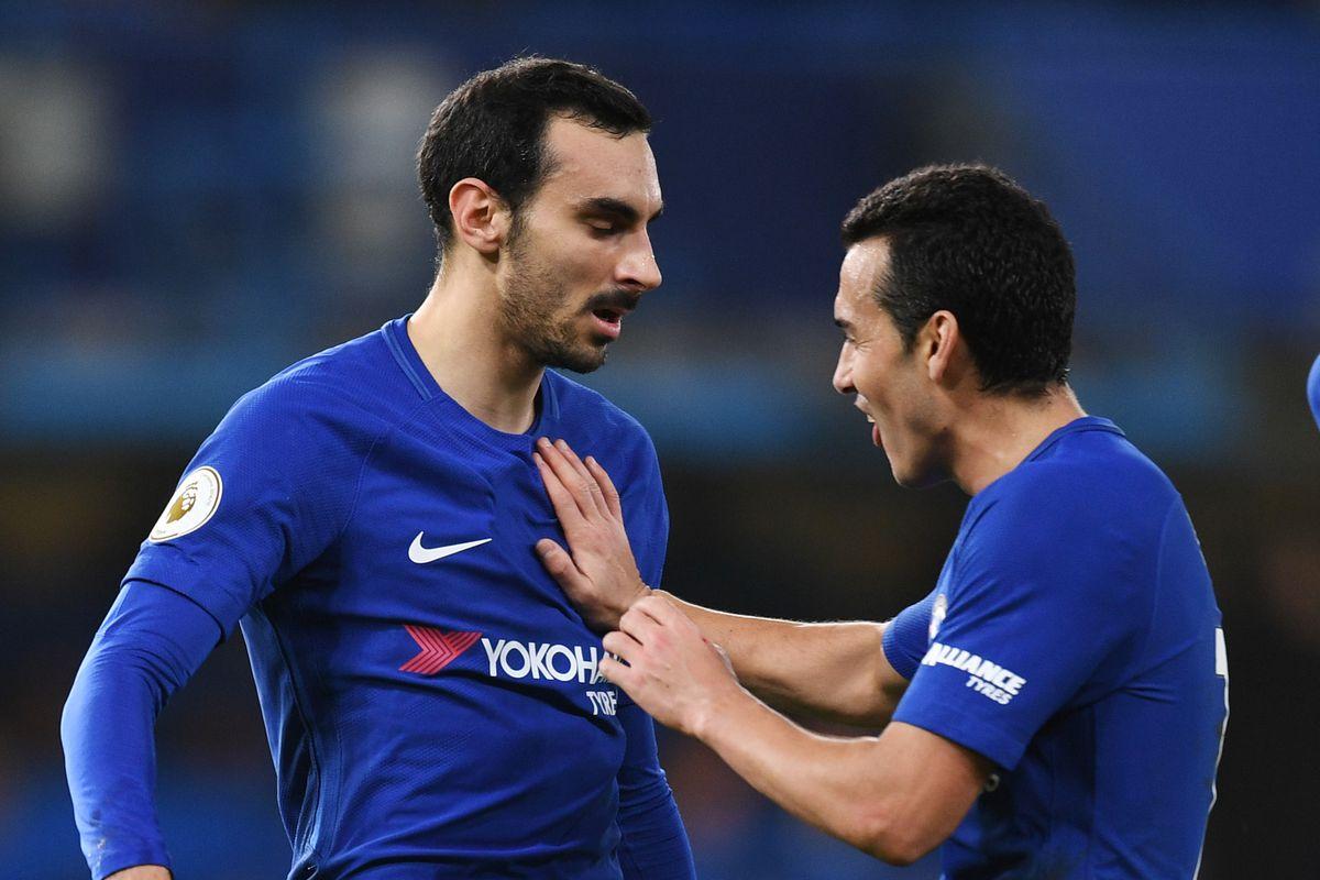 Chelsea v Stoke City - Premier League