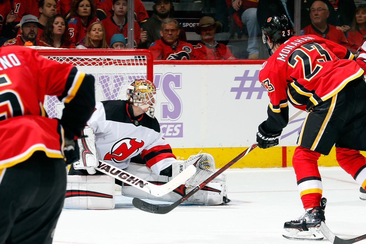 fa88fa4ca Gamethread  53  New Jersey Devils vs. Calgary Flames - All About The ...