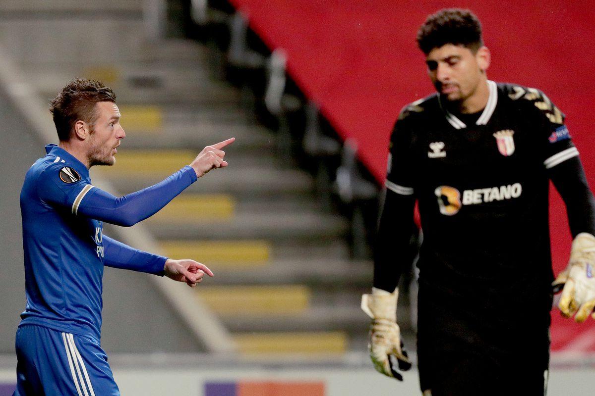 Sporting Braga v Leicester City - UEFA Europa League