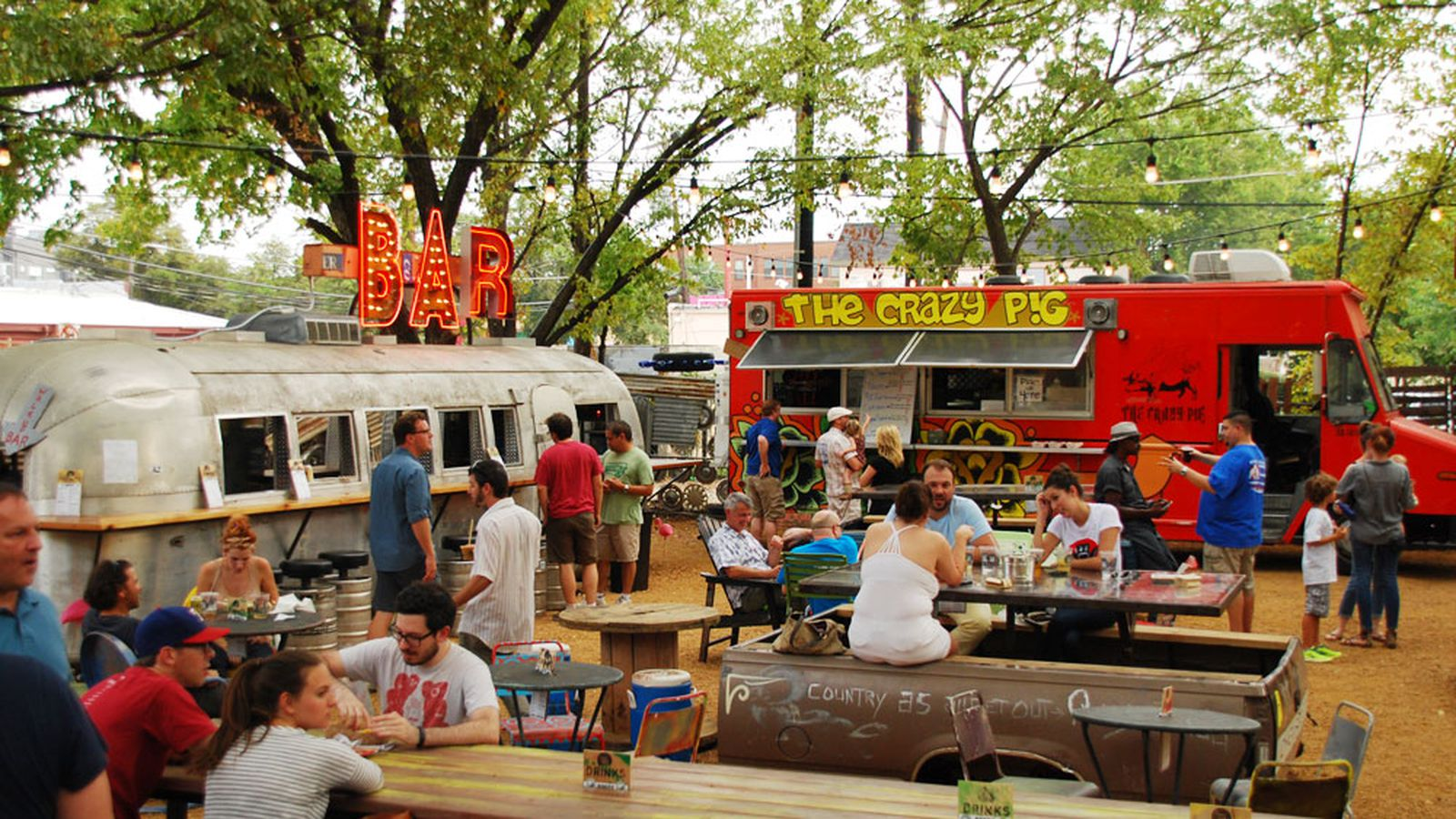 Richardson Is Hopping On The Food Truck Park Bandwagon