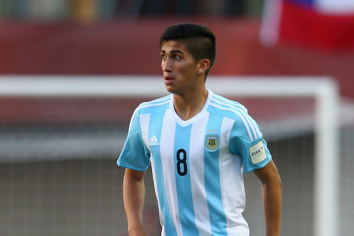 Mexico v Argentina: Group C - FIFA U-17 World Cup Chile 2015