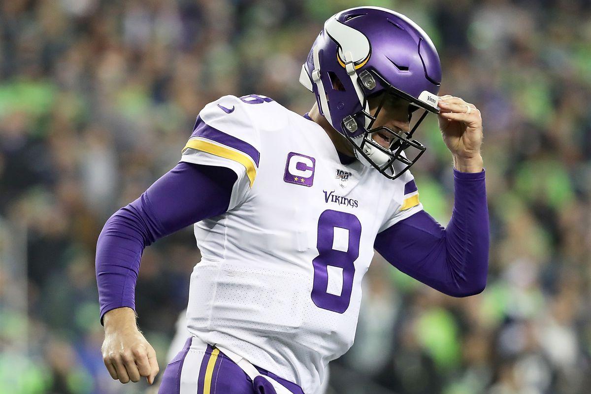 Minnesota Vikings vSeattle Seahawks