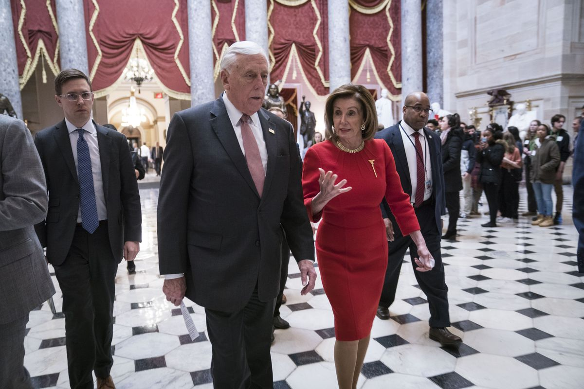 House Votes On United States-Mexico-Canada Agreement Trade Deal