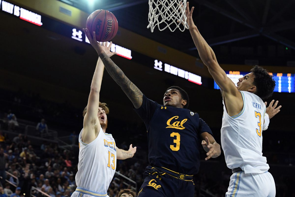 UCLA Basketball holds UC Berkeley Scoreless for 11 minutes in a 50-40 Win