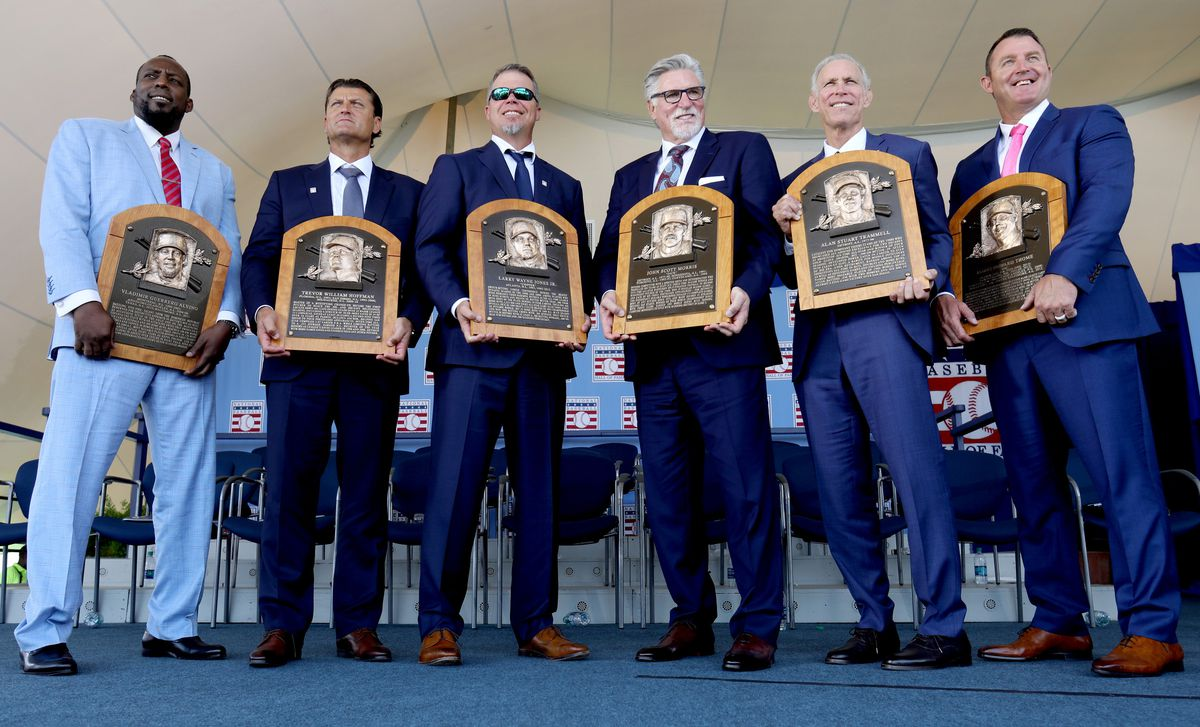 Major League Baseball Hall of Fame 2018 Induction Ceremony