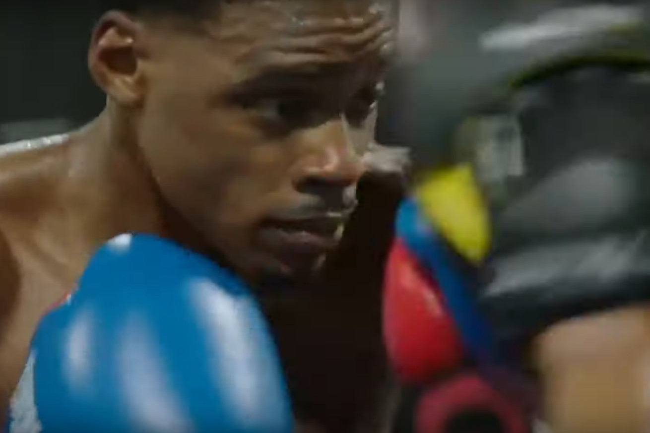 Screen Shot 2020 11 20 at 10.22.44 AM.0 - Spence promises highlight reel performance against Garcia